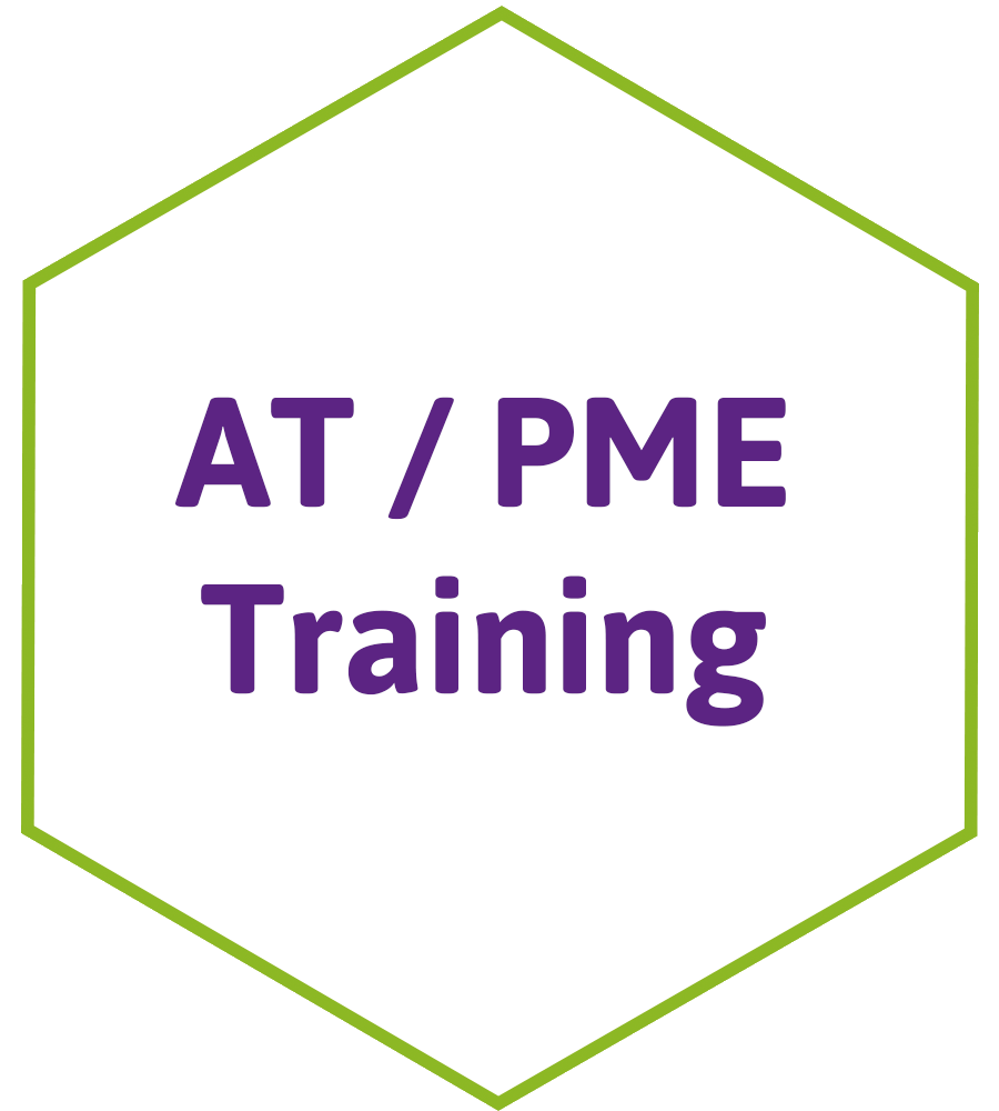 AT / PME Training mit Kerstin Gertz